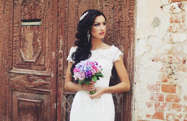 Свадебный букет невесты №3 - фото 4976