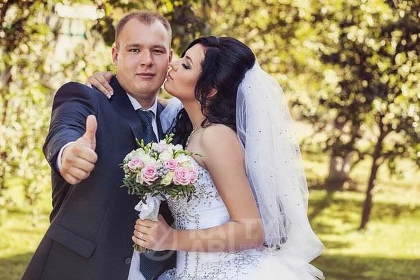 Недорогой букет для невесты