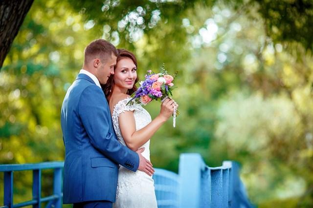 Свадебный букет невесты №11 - фото 4984