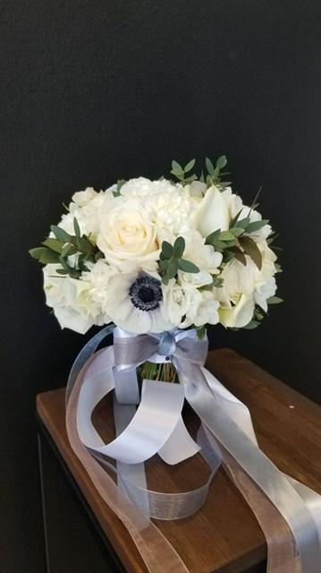 Свадебный букет невесты №17 - фото 5321