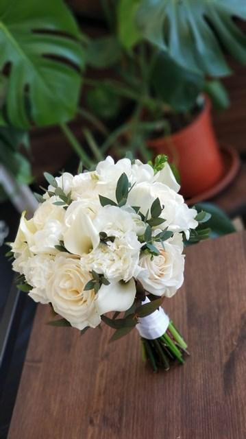 Свадебный букет невесты №18 - фото 5322