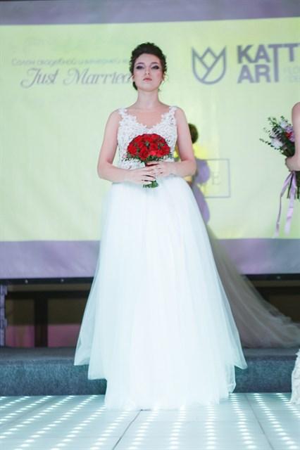 Свадебный букет № 25 - фото 6279