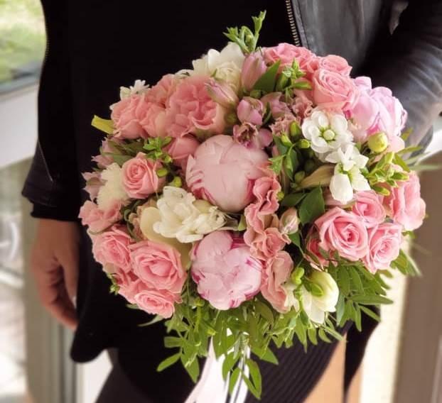 Свадебный букет №30 - фото 7439