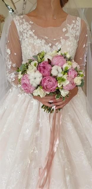 Свадебный букет №31 - фото 7442