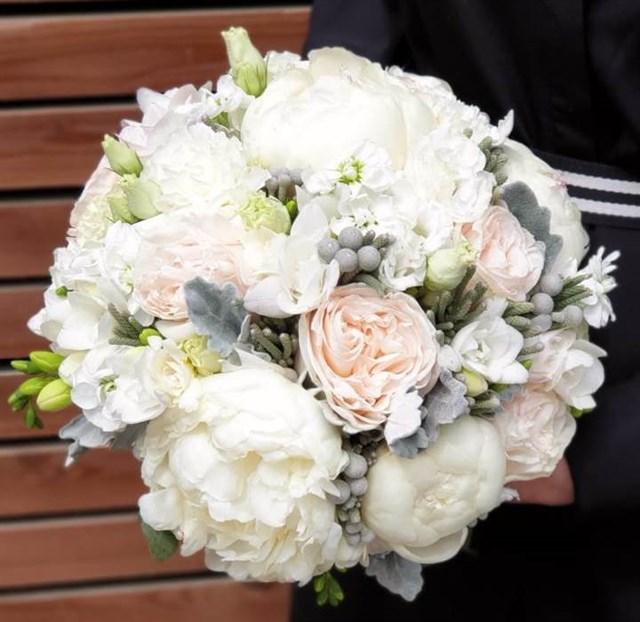 Свадебный букет №32 - фото 7443