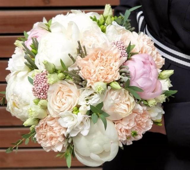 Свадебный букет №33 - фото 7444