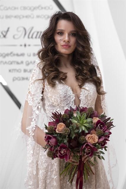 Букет невесты 1 - фото 7778