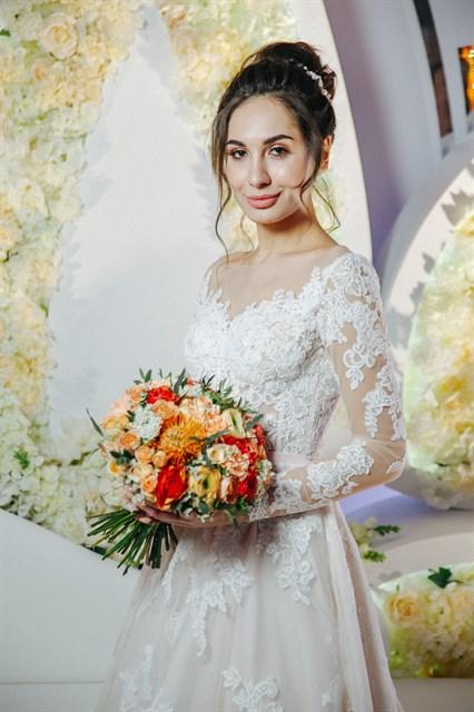 Букет невесты 4 - фото 7797