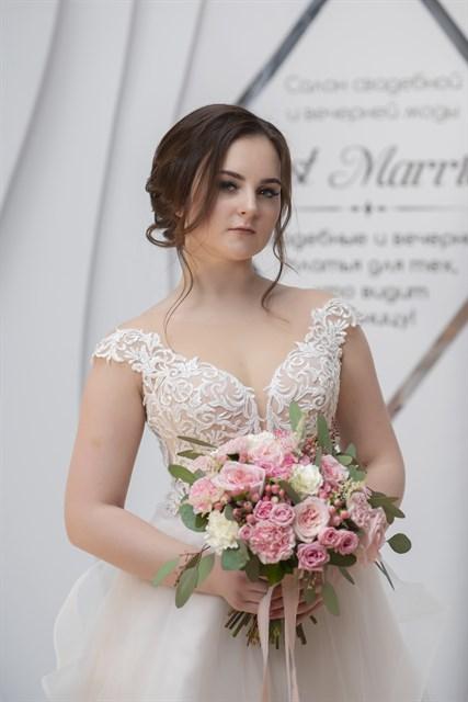 Букет невесты 5 - фото 7802