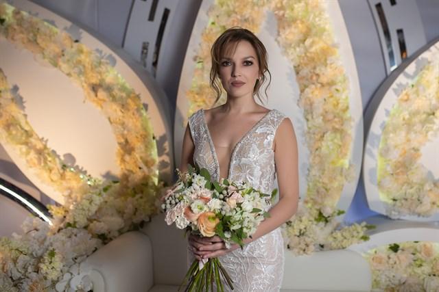 Букет невесты 7 - фото 7810