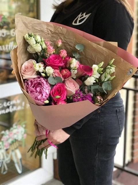 Розовый шарм - фото 8059