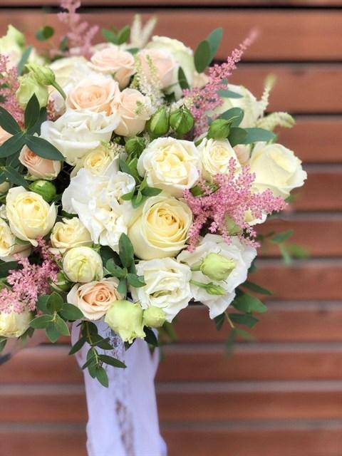 Букет невесты Ласковый день - фото 8162