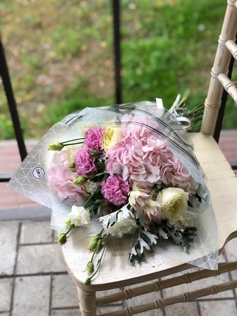 Розовый восторг - фото 8266