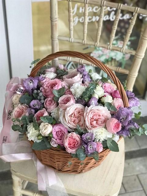 Цветочный эскиз - фото 8542