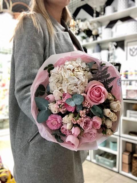 Розовый мед - фото 8588