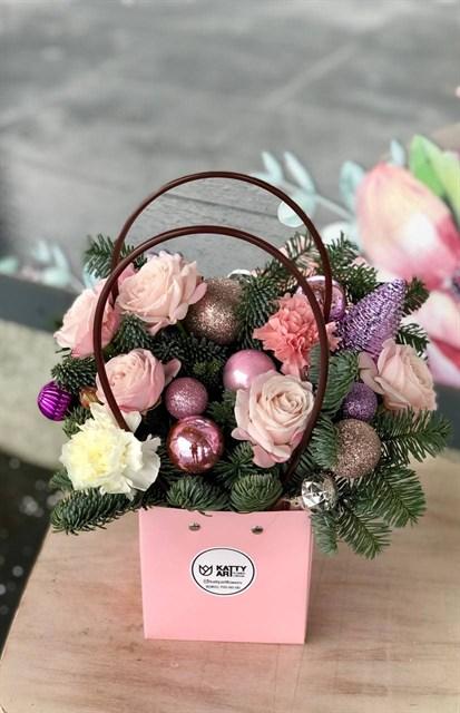 Розовая зима - фото 8890