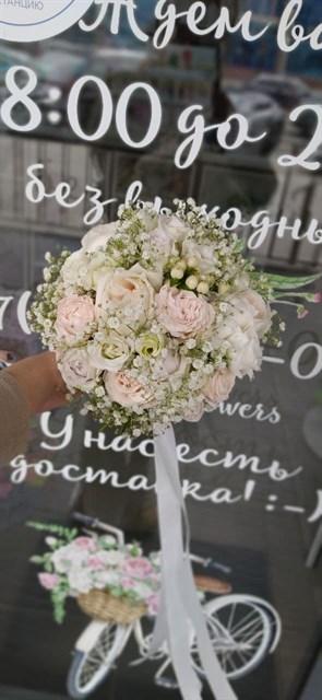 Букет невесты Твой день - фото 9023