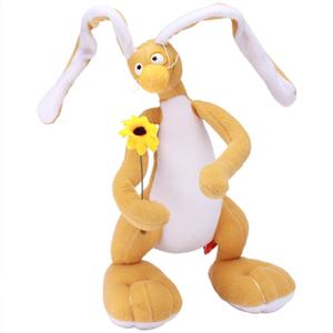 Мягкая игрушка заяц Федя