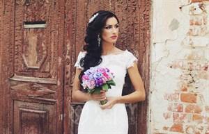 Букет невесты от салона цветов KattyArtFlowers