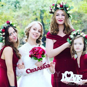 Букет невесты №5 с доставкой по Калуге
