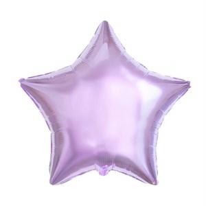 Воздушный шар Violet звезда 18 дюймов
