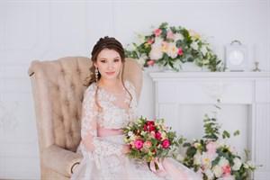Свадебный букет №28
