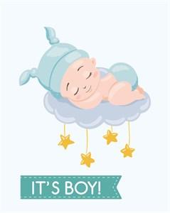 Открытка для мальчика 3