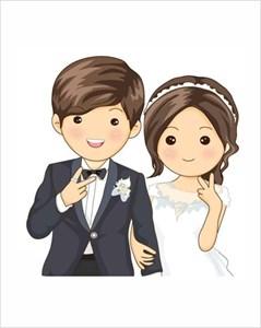 Свадебная открытка 2