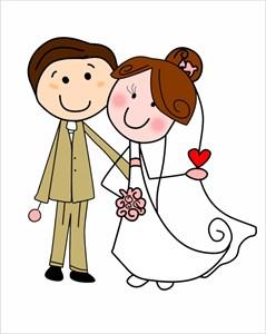 Свадебная открытка 6