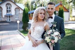 Свадебный букет магия чувств