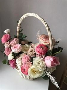 Розовый мусс