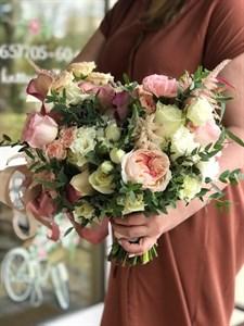 Букет невесты Нежный поцелуй