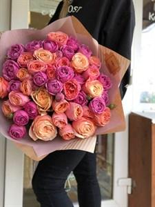 Кружева роз