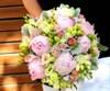 Свадебный букет №26 - фото 7435