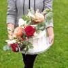 Цветы в торт - фото 7503