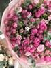 Букет из 27 кустовых роз - фото 8759